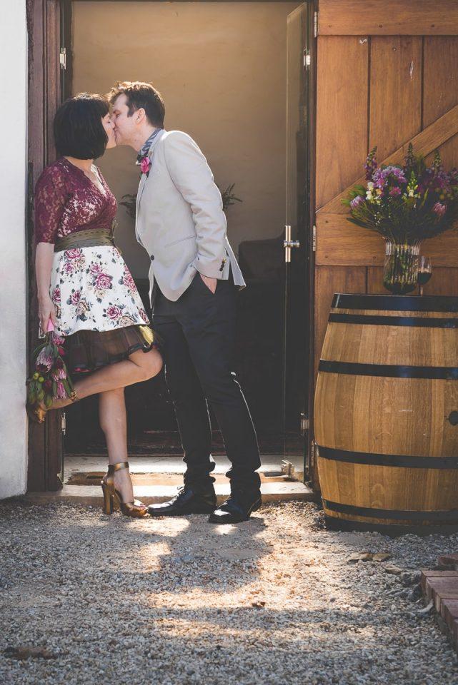 Eunice and Raymond's Wedding