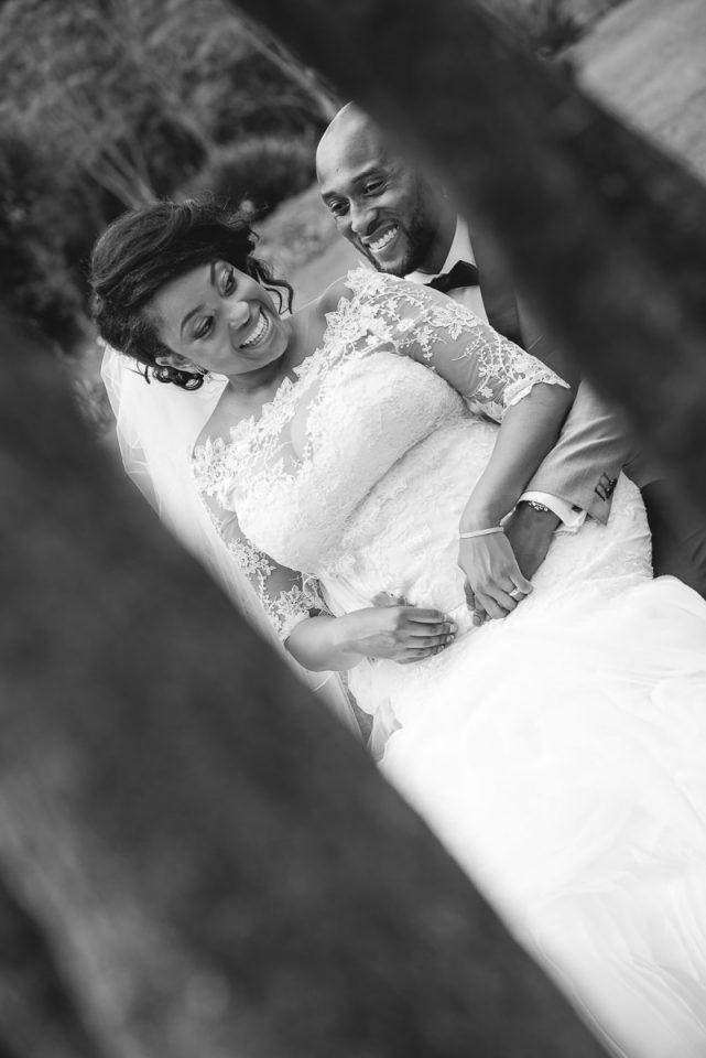 Busi and Kwabna's Wedding