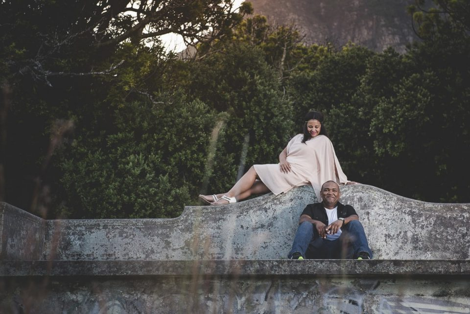 Cindy and Denver's Engagement Shoot