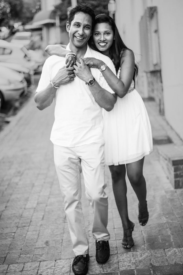 Nicolene and Anand's Engagement Shoot