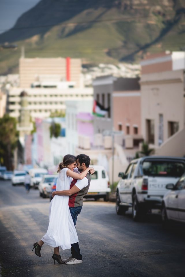 Sherifa and Fahad's Honeymoon Shoot