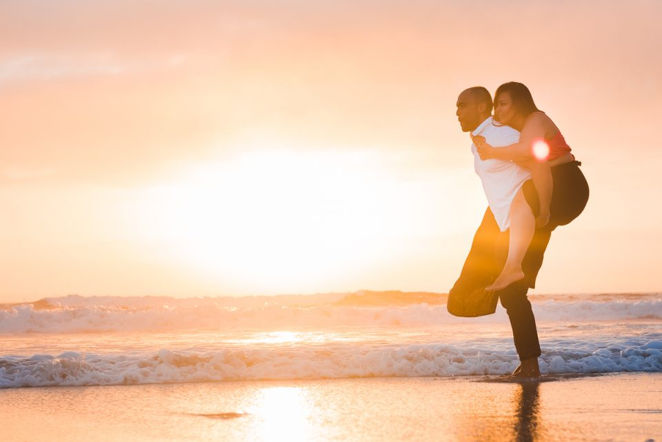 Lazahn and Kieren's Engagement Shoot