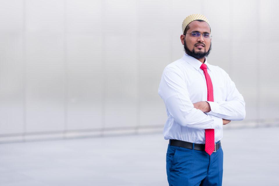 Sage Dubai Commercial Portraits