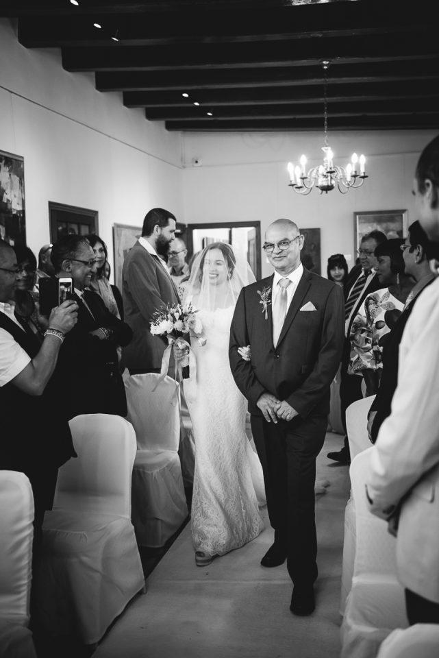 Bonita and Charl's Wedding