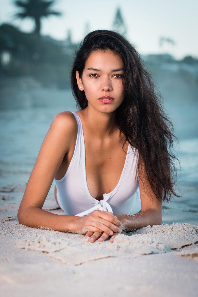 Caterin's Bikini Portraits