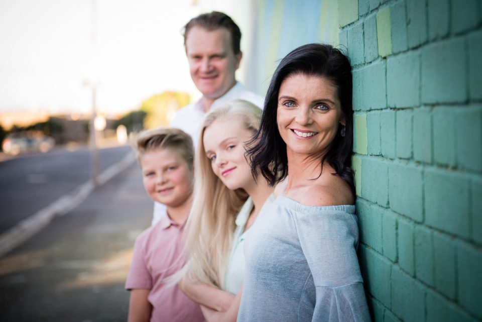 Ross Family Urban Portraits